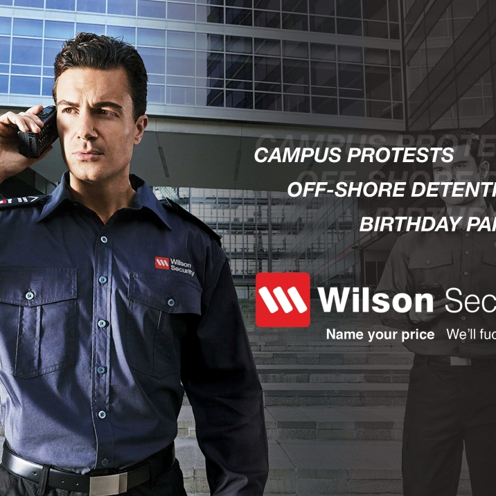 Wilson Security